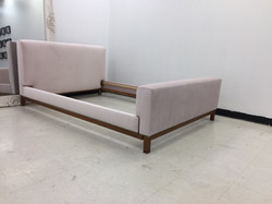 BED REUPHOLSTERY