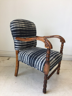 HEIRLOOM REUPHOLSTERY