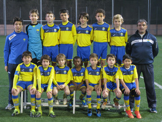 Celtic Castilla 4-3 D.A.V. Santa Ana