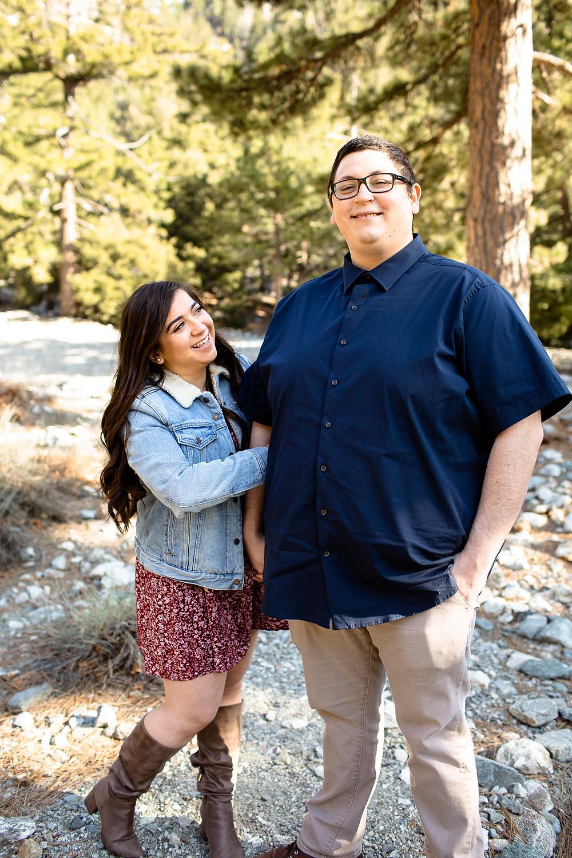 California Mountain Engagement Photos   Mount Baldy Couples Photos   Socal Engagement Photos   Orange County Wedding Photographer   California Elopement Photography
