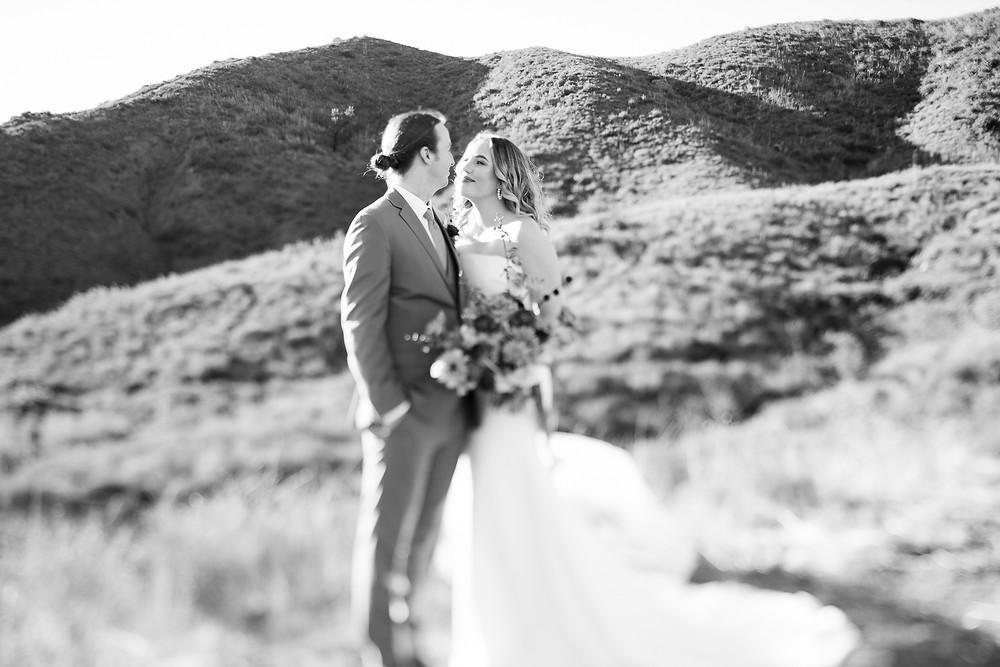 Tilt Shift Lens Wedding Photography | Katie B Creative | Bold Wedding Photography | Los Angeles Wedding Photographer