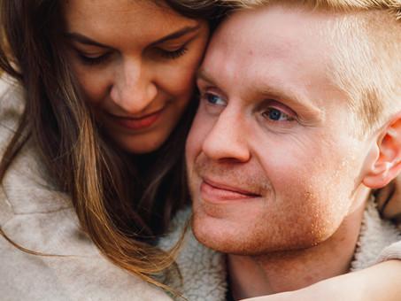 Cozy Couples Session - Megan & Zac