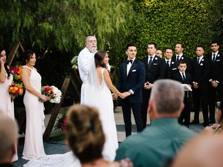 Downtown LA Wedding - Jonelle & Steven