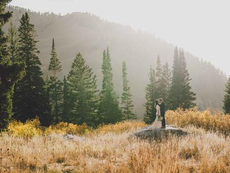Autumn Mountain Bridals - Katie & Alex