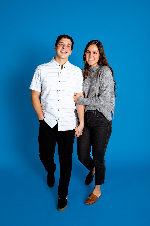 los angeles studio couples photography