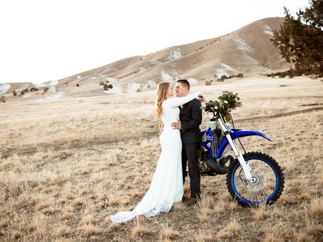 Payson, Utah Temple Wedding - Sydney & CJ