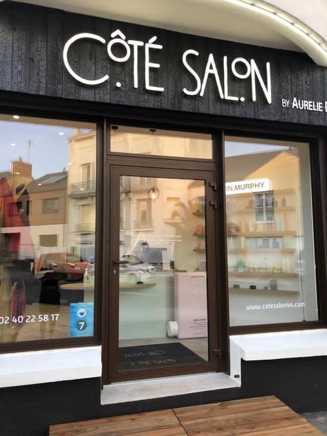 Côté Salon, à Saint-Nazaire