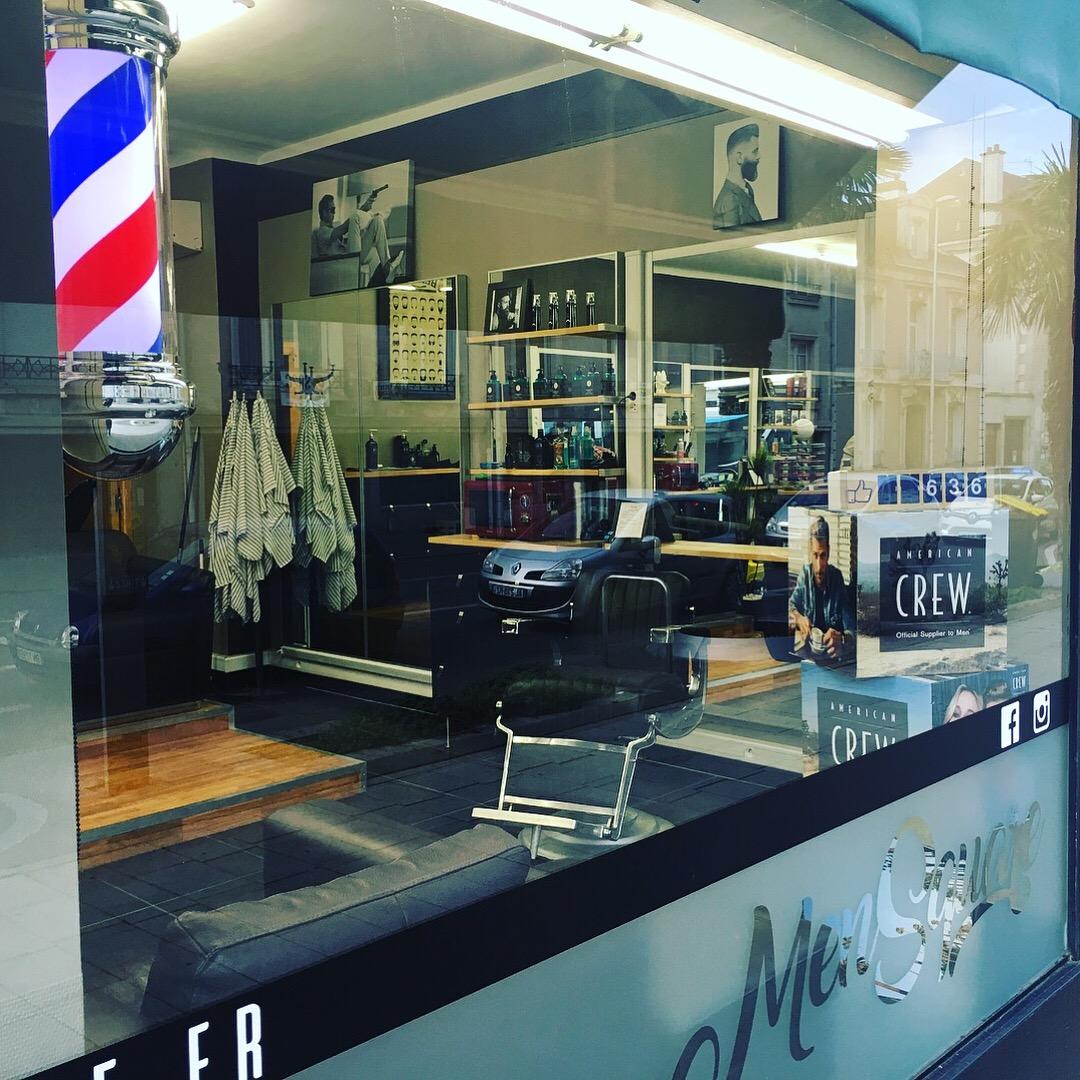 salon de coiffure saint nazaire pornichet mensquare barbier. Black Bedroom Furniture Sets. Home Design Ideas