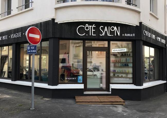 Côté Salon, 51 rue Aristide Briand, à Saint Nazaire