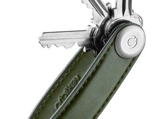 日経MJ  5月17日発売号【新製品】コーナーにてOrbitKey KeyOrganiser Cactus Leatherが掲載されました。