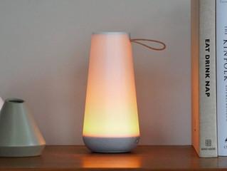 ランタンの「光」とスピーカーの「音」を融合させたランタン+スピーカー「UMA」をベースに、新たな機能を加えたコンパクトモデル「UMA Mini」が登場しました。