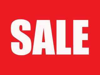 【SALE】特別限定セール開催。一部製品を特別価格でご提供させて頂きます。在庫限りで販売終了となりますので、お早めのご注文をお願い致します。