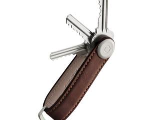 必要な鍵を、より使い易く、美しくスッキリと重ねて収納できるキーオーガナイザー「Orbitkey」より新色登場!!