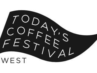 今までにないコーヒイベント《TODAY'S COFFEE FESTIVAL west》が開催されました。ご来場頂きありがとうございました