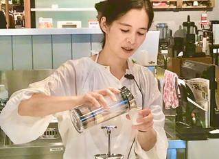 【終了】満員御礼  2月22日(土)だし料理研究家 Chieさんxアメリカンプレス おだしワークワークショップにたくさんのお申込みとご参加をありがとうございました。