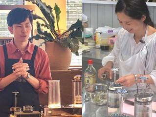 【終了】11/2~3 Today's Coffee Festivalが開催されました。アメリカンプレスのブース、ワークショップにご参加下さった皆様、ありがとうございました。
