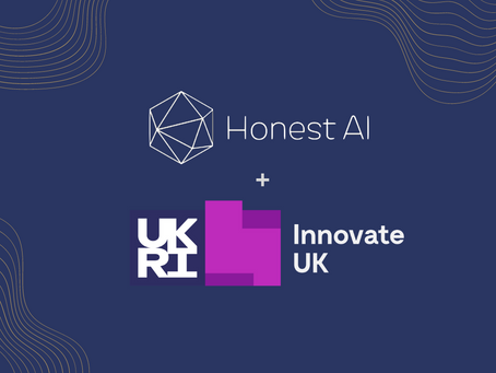 Honest AI, secures funding from InnovateUK for next stage growth