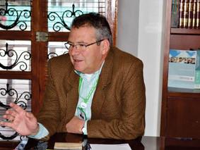 Rubén Darío Acero García Alcalde de Tabio, Primer Municipio Verde