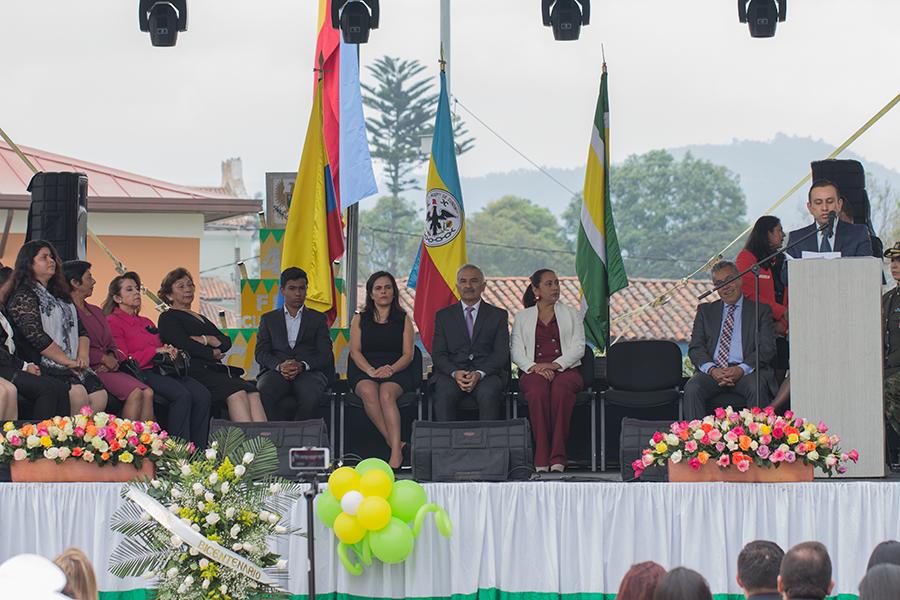 482 años de Cajicá, Cundinamarca