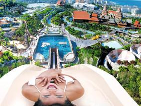 El Siam Park a la cabeza mundial de los Parques Temáticos