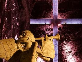 """Catedral de Sal de Zipaquirá, La """"Primera Maravilla de Colombia"""""""