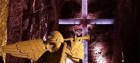 Zipaquirá, Catedral de Sal, Cundinamarca, Colombia