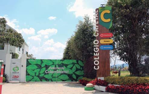 Colegio Cafetal, Cajicá