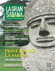 Portada 1era Edición Revista La Gran Sabana