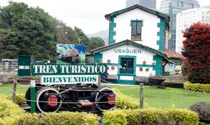 Turistren estación de la Sabana
