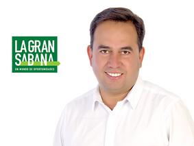 Jorge Enrique González Garnica, trabajando por una Cundinamarca mejor