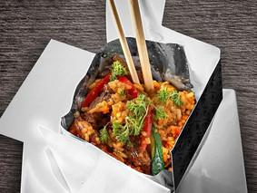 Cómo preparar un Yakisoba Rice | Recetas orientales