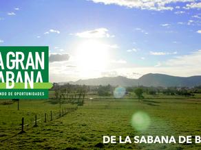La Sabana de Bogotá, un mundo de oportunidades