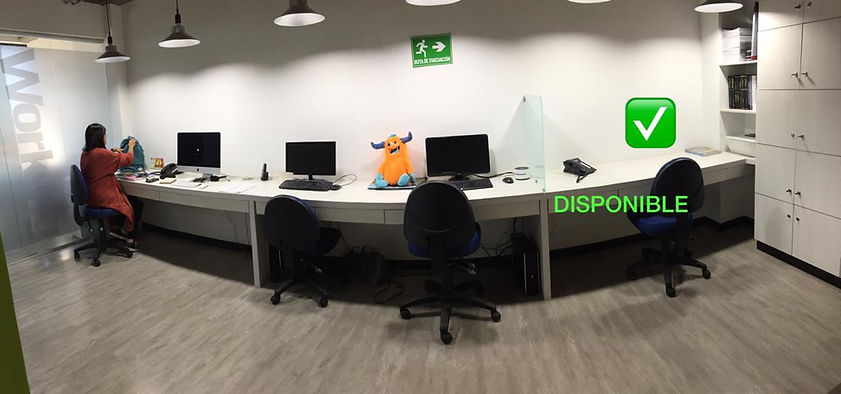 Coworking en Cajicá, Chía, Zipaquirá, Tabio