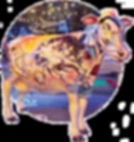 Vaca Dalí Andrés Carne de Res