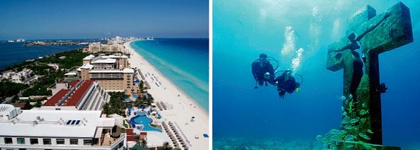 Cancún, México, Destinos Turísticos