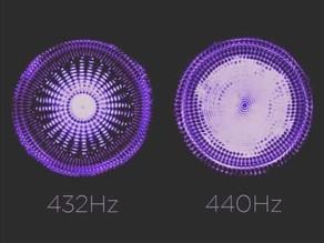 ¿Sabes que es la frecuencia 432 hz?