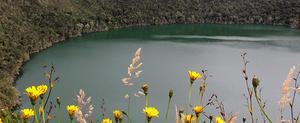 Laguna Sagrada de Guatavita
