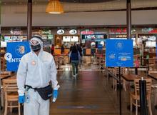 Fontanar Centro Comercial se prepara para la reactivación económica del sector gastronómico