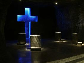 Catedral de Sal de Zipaquirá | Un universo subterráneo a 180 metros bajo tierra