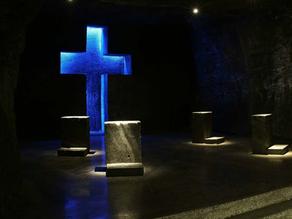 Catedral de Sal de Zipaquirá   Un universo subterráneo a 180 metros bajo tierra