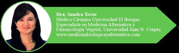 Dra. Sandra Tovar