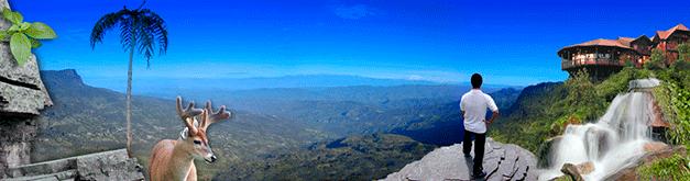Parque Nacional Chicaque