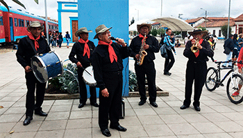 Turistren, Cajicá, Papayera, Cundinamarca, Colombia