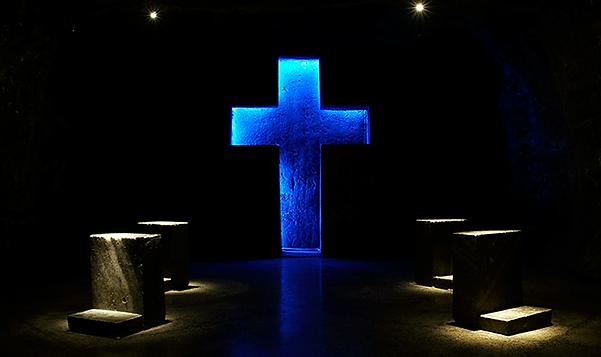 Zipaquirá, Catedral de Sal, Cundinamarca Colombia