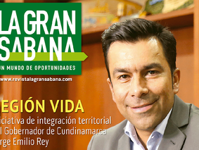 REGIÓN VIDA, iniciativa de integración territorial en Cundinamarca