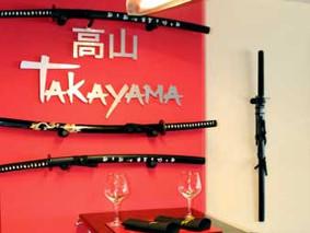 TAKAYAMA, La deliciosa comida japonesa y Nikkei
