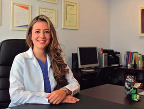 Dra. Daniela Valderrama Neuropsicóloga fundadora de Neurohealth International