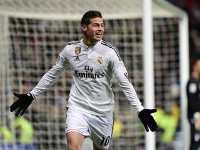¿James se quedaría en Real Madrid?