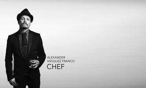 Recetas del Chef Alexander Vasquez Franco