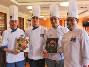 La gastronomía se reinventa en el GHL Hotel Capital